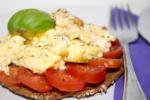 Herzhafte Frühstück Törtchen