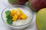 Mango Sticky Rice – süßer Klebreis mit frischer Mango
