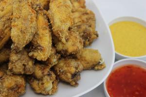 Knusprige Chicken Wings 1